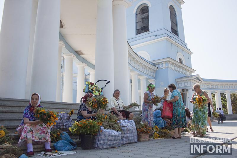 medspas-izmail-1 В центре Измаила проходит медовая ярмарка (фото)