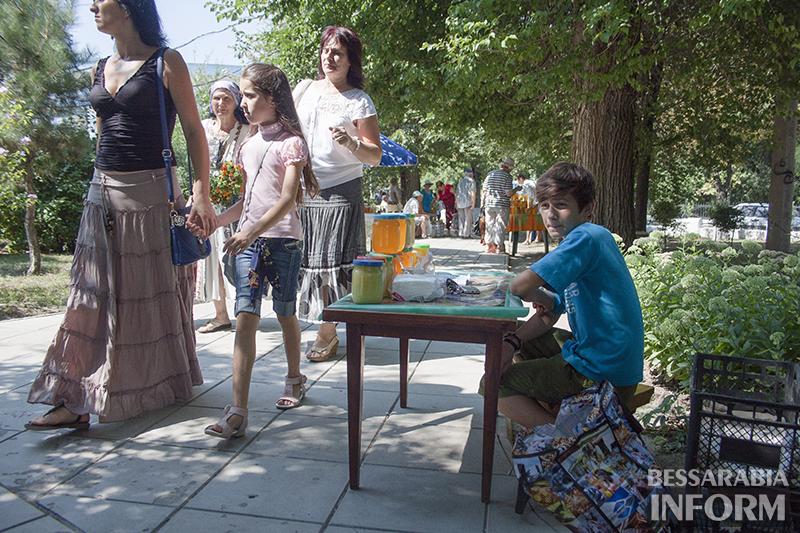 medspas-izmail-11 В центре Измаила проходит медовая ярмарка (фото)