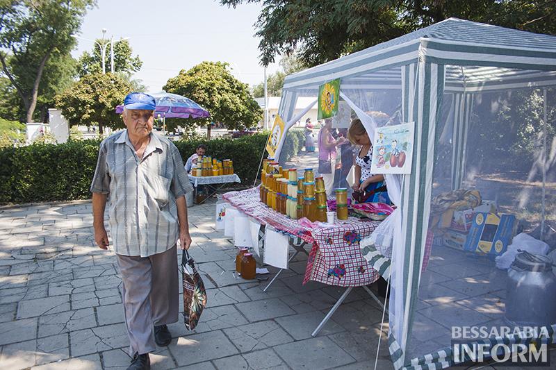 medspas-izmail-6 В центре Измаила проходит медовая ярмарка (фото)