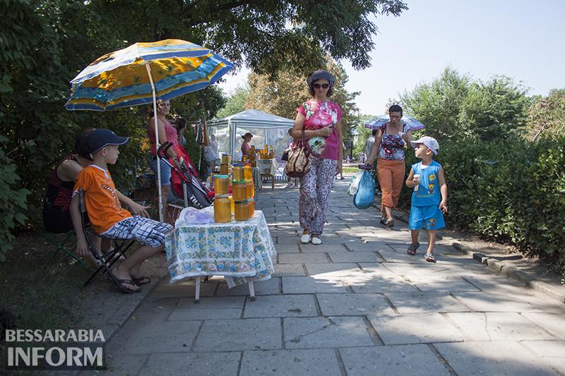 medspas-izmail-8 В центре Измаила проходит медовая ярмарка (фото)