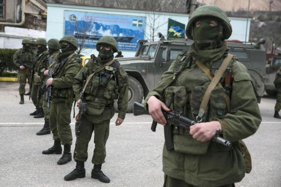Россия ввела на территорию Украины до 5 тысяч своих солдат, - CNN