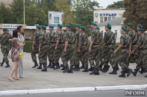 В Болграде разместят два батальона ВДВ и Нацгвардии