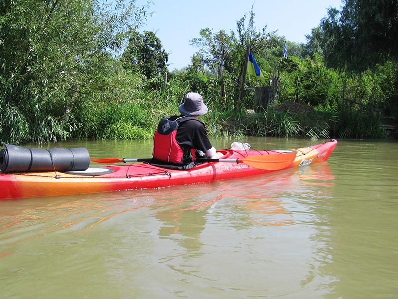 zayak-zapluv-izmail-vilkovo-10 3 дня на Дунае. Измаильчане на каяках проплыли более 70 км (фоторепортаж)