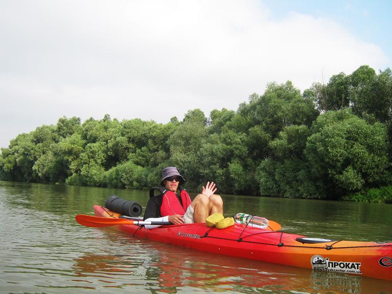 zayak-zapluv-izmail-vilkovo-13 3 дня на Дунае. Измаильчане на каяках проплыли более 70 км (фоторепортаж)