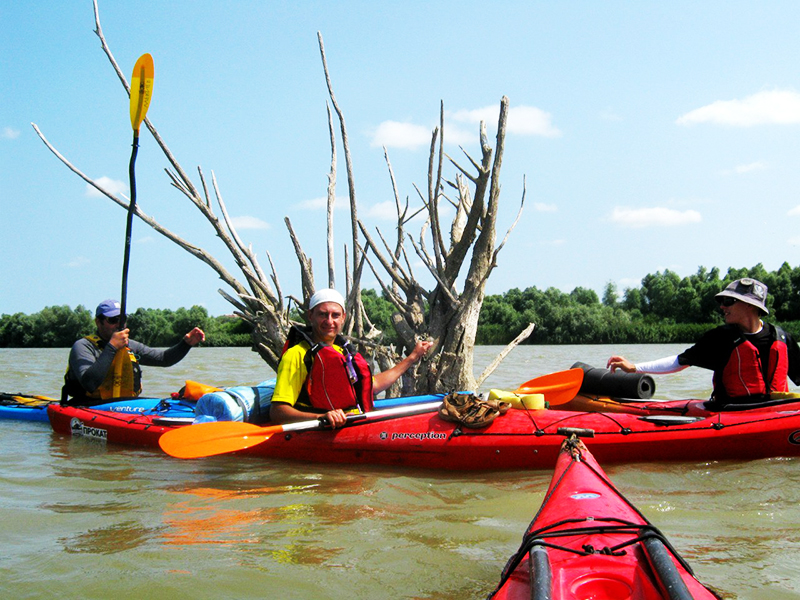 zayak-zapluv-izmail-vilkovo-14 3 дня на Дунае. Измаильчане на каяках проплыли более 70 км (фоторепортаж)
