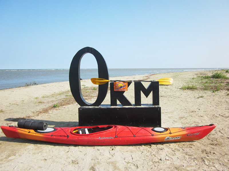 zayak-zapluv-izmail-vilkovo-15 3 дня на Дунае. Измаильчане на каяках проплыли более 70 км (фоторепортаж)