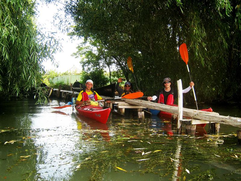 zayak-zapluv-izmail-vilkovo-4 3 дня на Дунае. Измаильчане на каяках проплыли более 70 км (фоторепортаж)