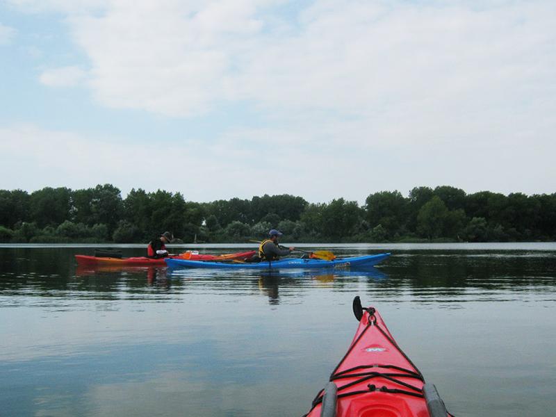 zayak-zapluv-izmail-vilkovo-5 3 дня на Дунае. Измаильчане на каяках проплыли более 70 км (фоторепортаж)