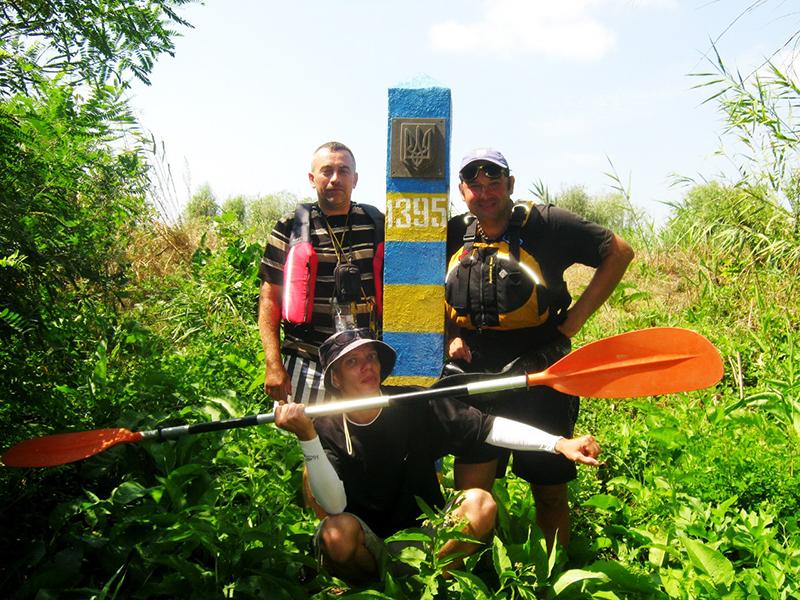 zayak-zapluv-izmail-vilkovo-9 3 дня на Дунае. Измаильчане на каяках проплыли более 70 км (фоторепортаж)
