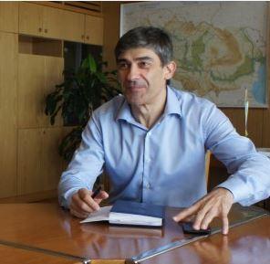 Дмитрий Баринов вступил в должность главы УДП