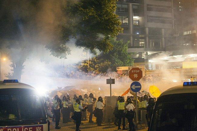 """05d21caae49ad3b1d2481803183bd162 """"Майдан"""" в Гонконге: люди требуют демократических выборов"""