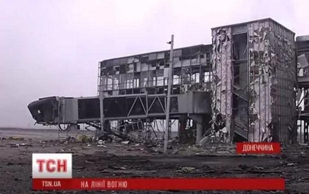 1411753098-9994-donetsk-aeroport За вчерашний день на Донбассе погибло четверо солдат