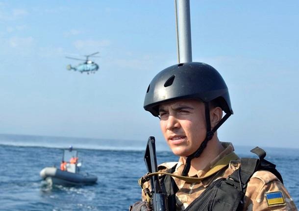 1501650 В Черном море закончились военно-морские учения (фото)
