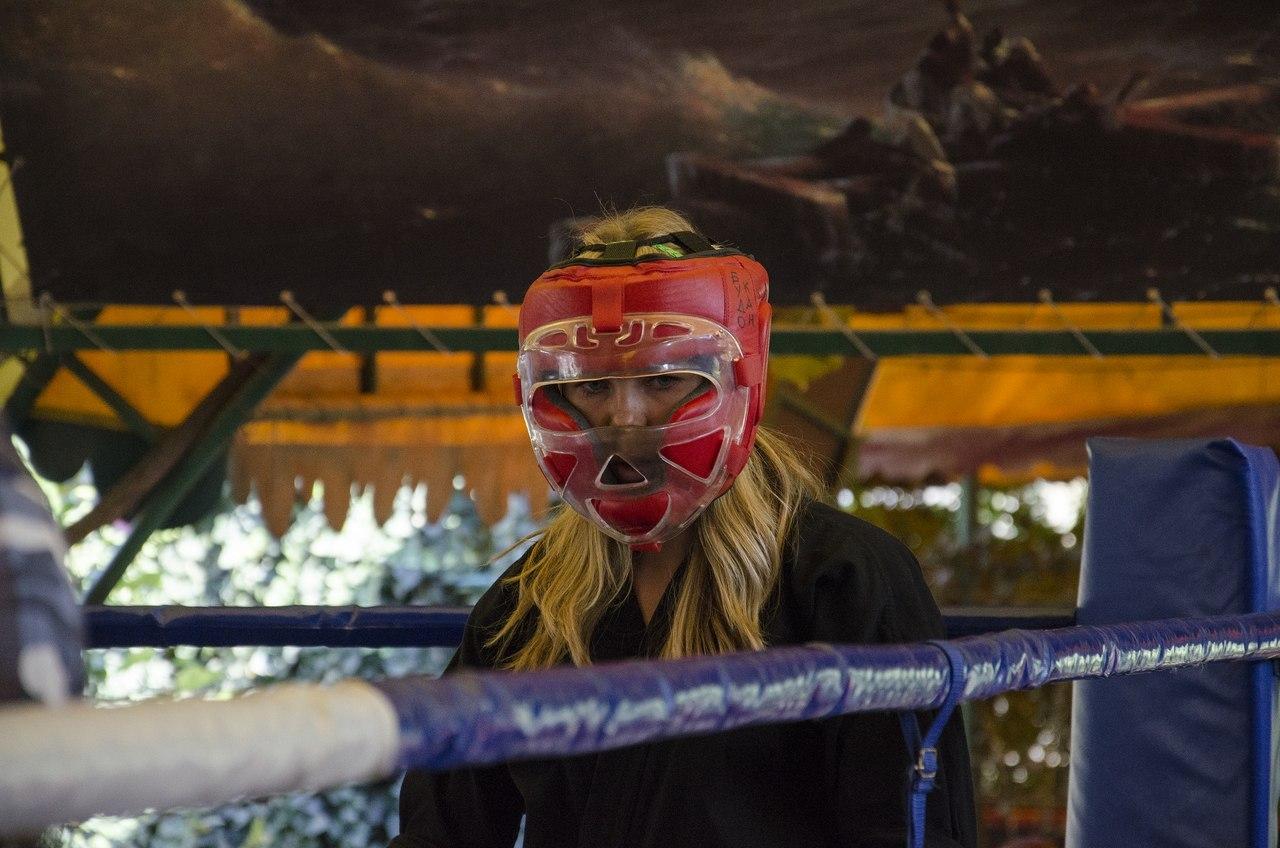 4IOR6ccGBwo В Измаиле собрались настоящие самураи (фото)