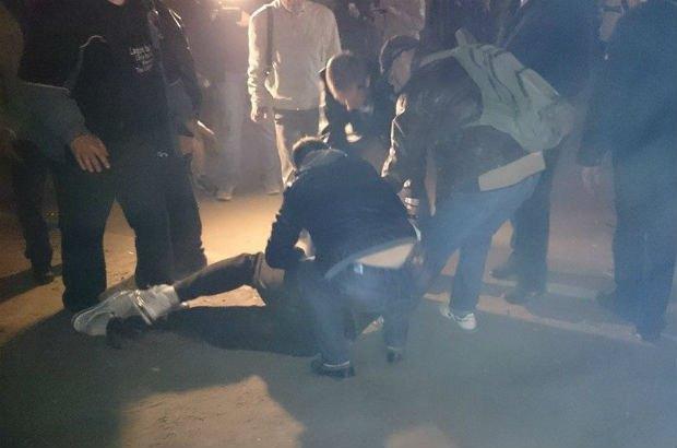 5429ac7f380f1 В Харькове возле Ленина произошли столкновения (фото)