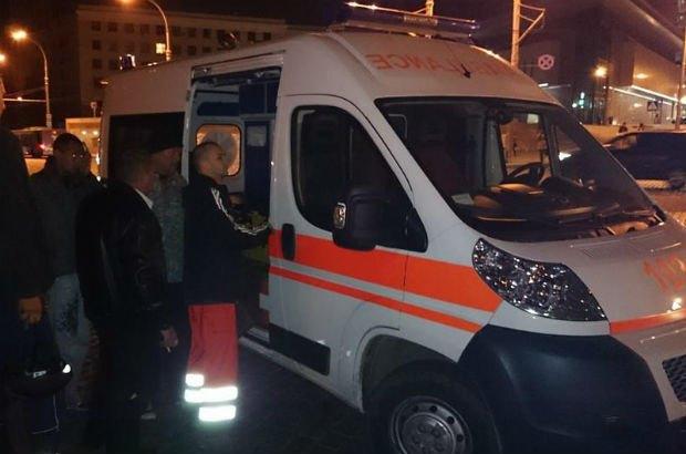 5429ac948360a В Харькове возле Ленина произошли столкновения (фото)