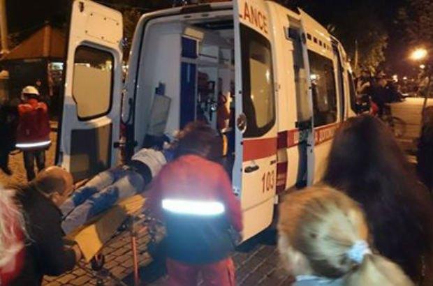 5429ad0f35dcf В Харькове возле Ленина произошли столкновения (фото)