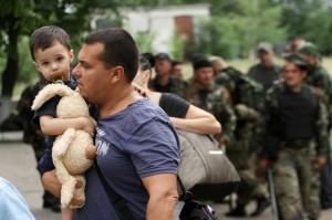 В Одесской области находится 25 тыс. переселенцев