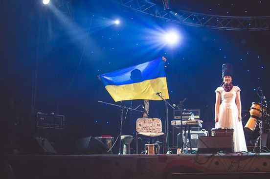 """В Затоке вовсю идет """"Koktebel Jazz Festival"""" (фото)"""