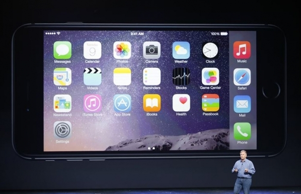 620_400_1410287273-3935 iPhone 6, новая платформа iOS 8, а теперь еще и  Apple Watch