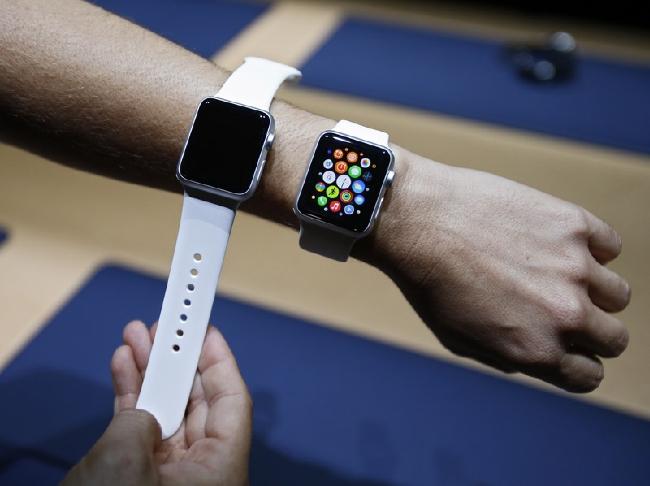 66dff7a8d51d9d3593f377e80cda10ad iPhone 6, новая платформа iOS 8, а теперь еще и  Apple Watch