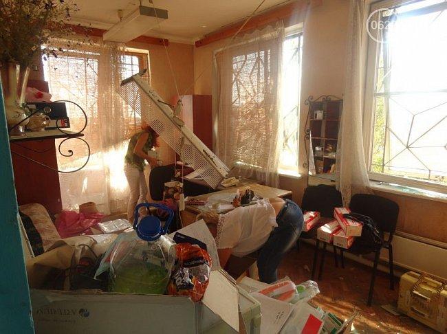 """6fa9446fe2b899b36bd90004d43a13bd Мариуполь после """"перемирия"""" (фото)"""