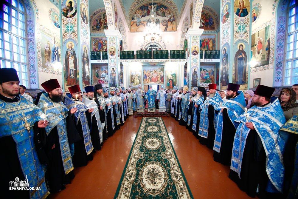 73O04562 Женский монастырь в Болградском районе отметил 90-летие (фото)