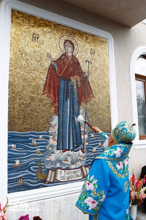 73O0868 Женский монастырь в Болградском районе отметил 90-летие (фото)
