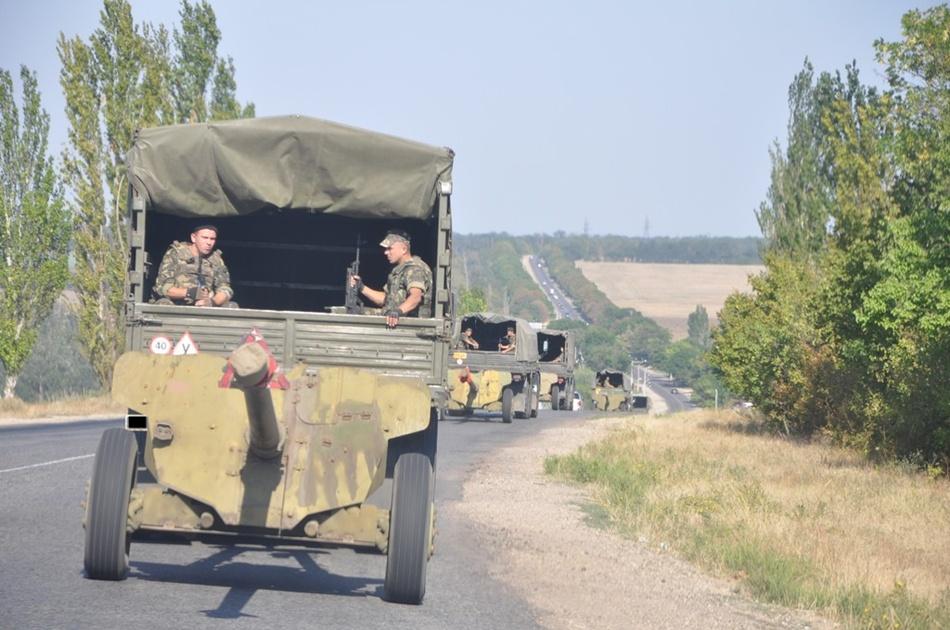 В Бессарабии  прошли учения противотанкового подразделения (фото)