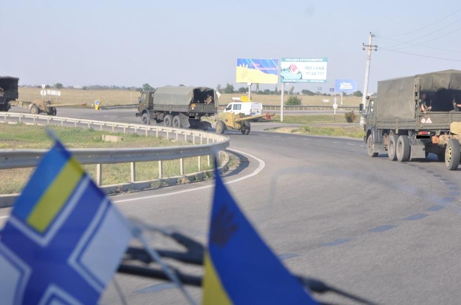 855574 В Бессарабии  прошли учения противотанкового подразделения (фото)