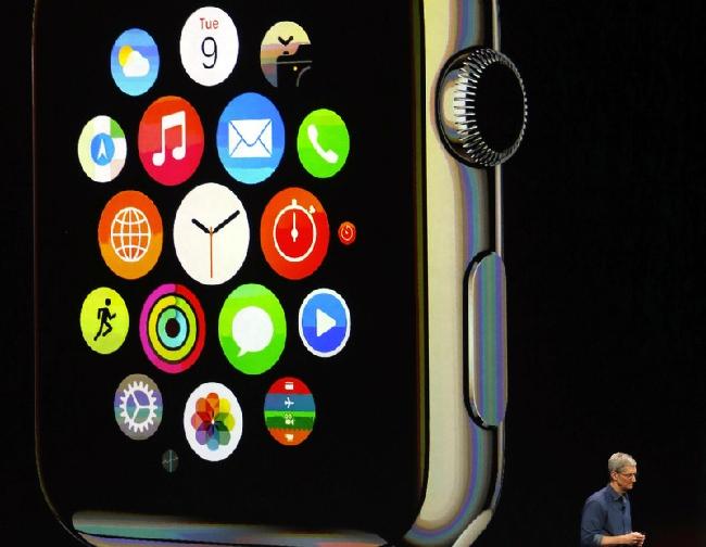 90c5f3e1af831c8866e67d6419a76dfa iPhone 6, новая платформа iOS 8, а теперь еще и  Apple Watch