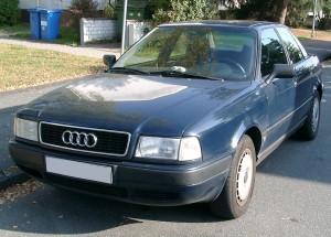 """Audi_80_B4_front_20071015-300x215 В Болграде спасатели тушили  """"Аudi 80"""""""