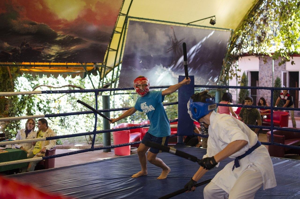 DLExSBFrZIc В Измаиле собрались настоящие самураи (фото)
