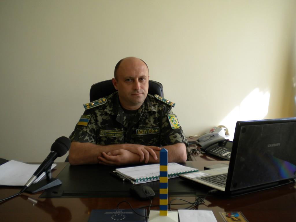 DSCN6158-1024x768 В Измаильском погранотряде новый командир