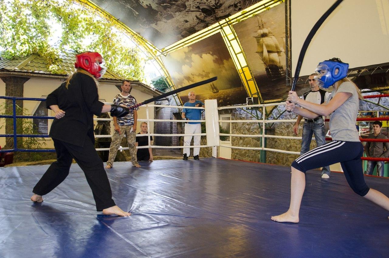 В Измаиле собрались настоящие самураи (фото)