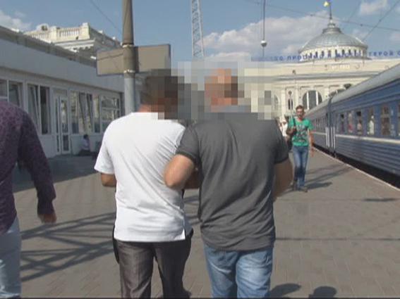 PM469image001 В Бессарабии задержали  вербовщика попрошаек (фото, видео)
