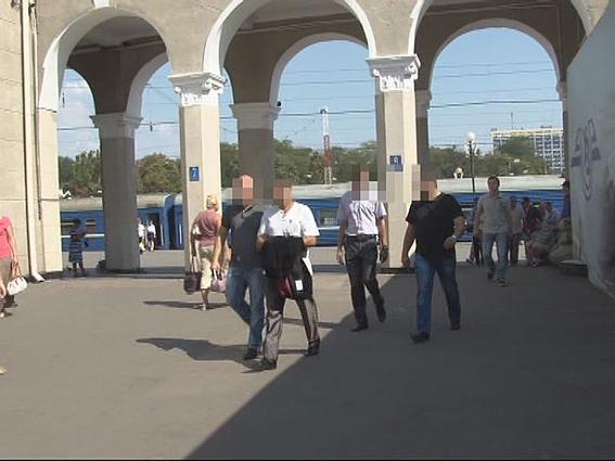 В Бессарабии задержали  вербовщика попрошаек (фото, видео)