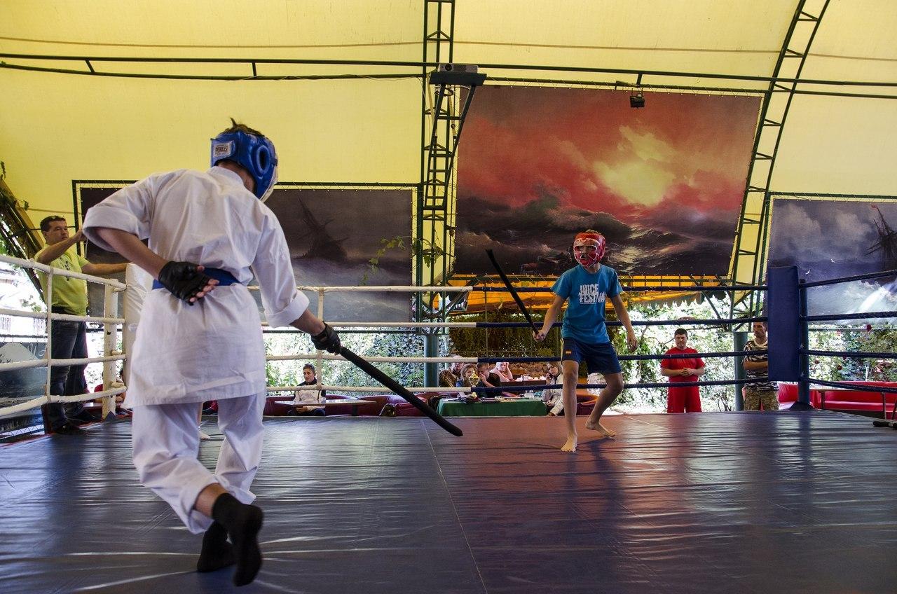 V882yBh4ASc В Измаиле собрались настоящие самураи (фото)
