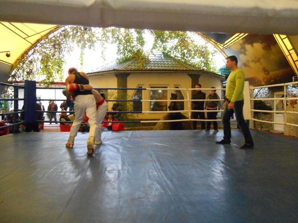 Кикбоксинг в Измаиле - на ринге соревновались сильнейшие (видео)