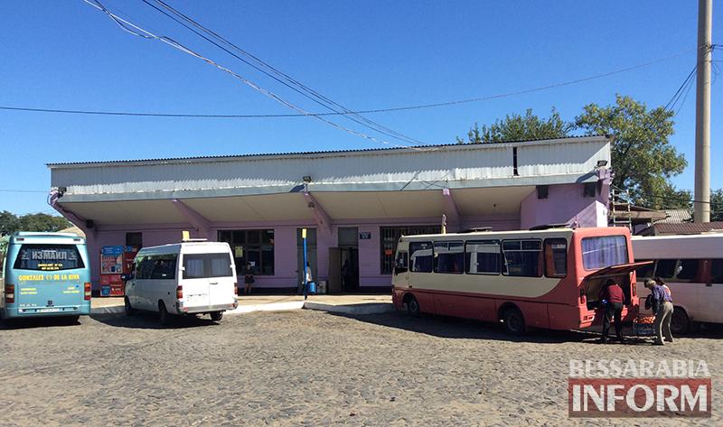 autostantion-of-izmail-restr-7 Измаильская автостанция внешне обновляется (фото)