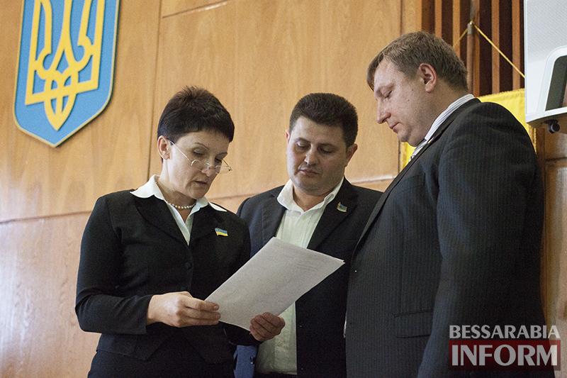 chmuga-new-secretor-izmail-2 Сергей Чмыга - новый секретарь горсовета