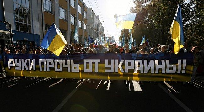 f52a7d59ba130a86fbbc9e4a50b690f1 Марш мира в России: многолюдно и с украинскими флагами (фоторепортаж)
