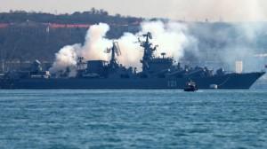 В Черном море начинаются украинско-американские учения
