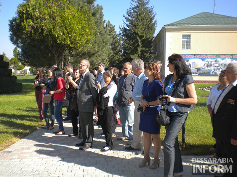 В зону АТО из Измаила отправились около полторы сотни добровольцев (ФОТО)