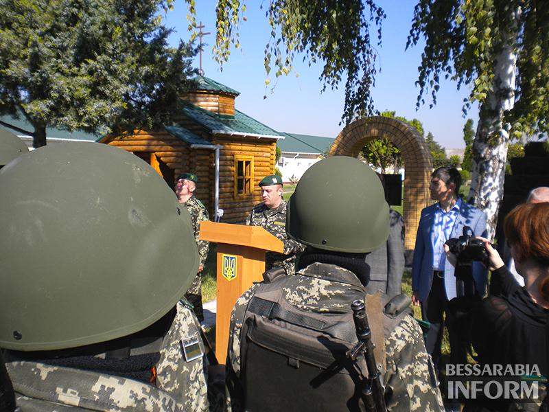 izmail-pograncy_v_ato-5 В зону АТО из Измаила отправились около полторы сотни добровольцев (ФОТО)