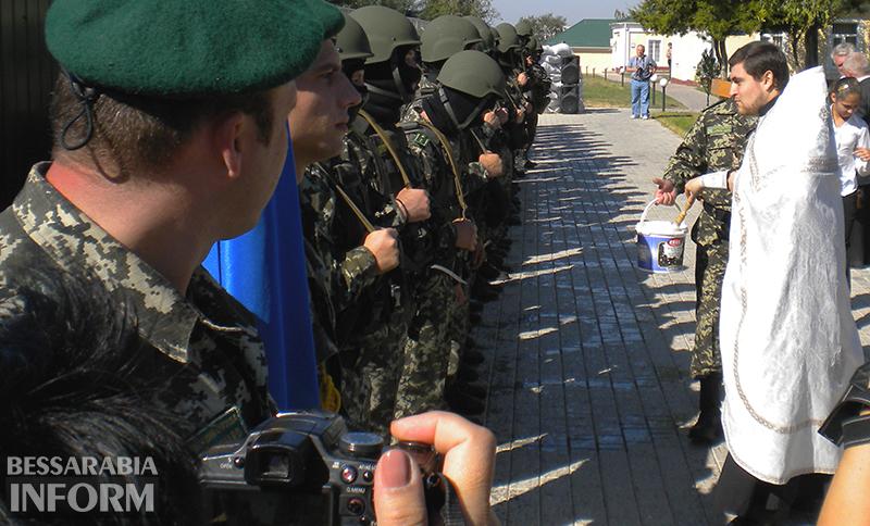 izmail-pograncy_v_ato-9 В зону АТО из Измаила отправились около полторы сотни добровольцев (ФОТО)