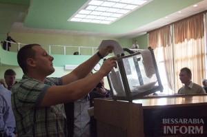 Одесская область - лидер по количеству мажоритарщиков