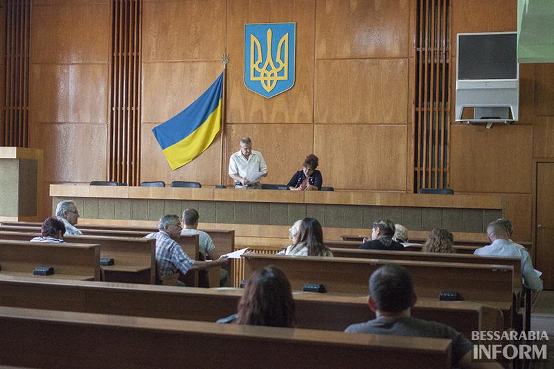 izmizbirkom-2014-1 Измаил: Члены окружкома приняли присягу (фото)