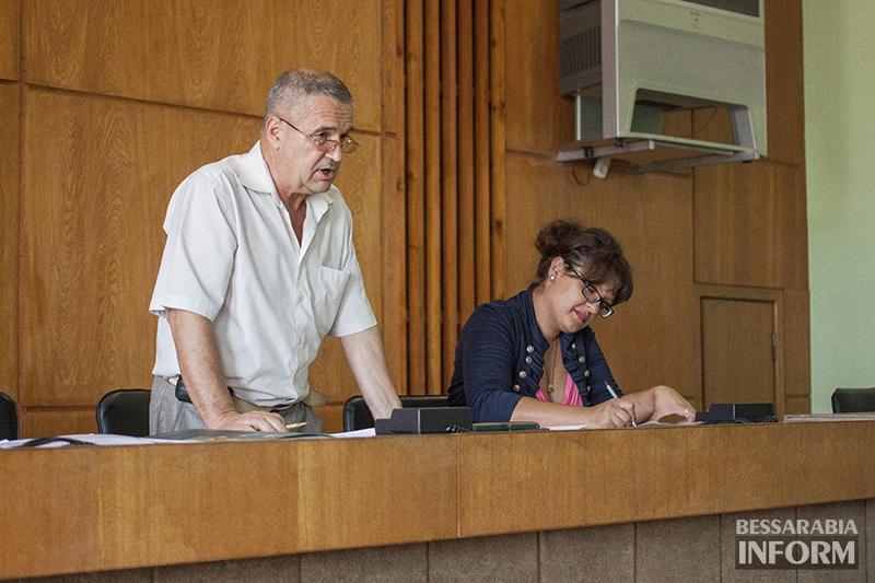 Измаил: Члены окружкома приняли присягу (фото)