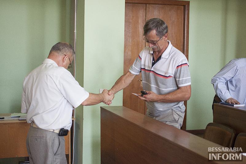 izmizbirkom-2014-6 Измаил: Члены окружкома приняли присягу (фото)